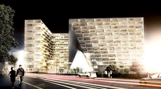 Qom Alqadir II Residential Complex / MAAN Architecture Studio