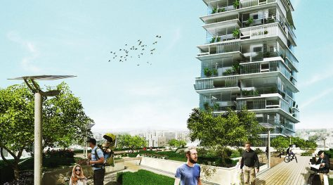 Kowsar Green Residential Towers / Saaz-Aab-e-Shargh Consulting Engineers