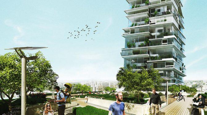 برجهای مسکونی سبز کوثر / مهندسین مشاور سازآب شرق