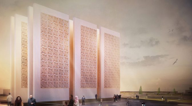Aseman Foundation Cultural Center / Nima Mokary & Associates