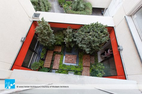 Courtesy of Modaam Architects   Photo: Alireza Behpour