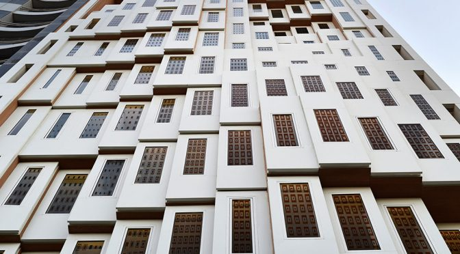 Valiahdi Commercial & Office Building / Hooba Design
