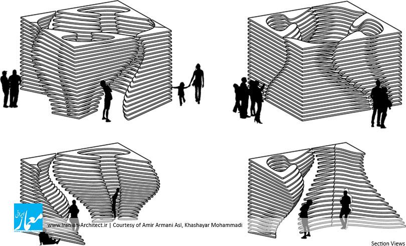 پاویون انرژی لندن / امیر آرمانی اصل، خشایار محمدی