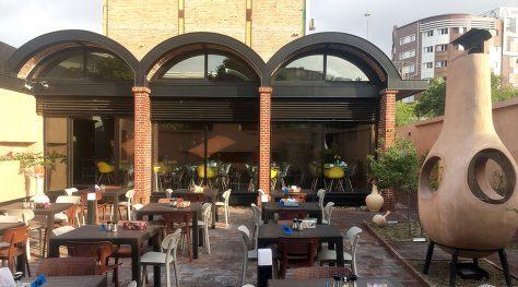 Eyni Kebab Restaurant / Gameh Design