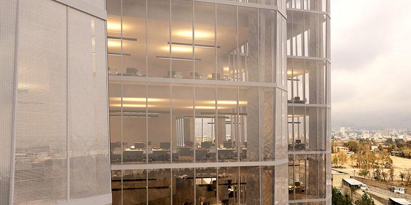 مسابقه بینالمللی طراحی مجتمع ادارات مرکزی شرکت ملی گاز ایران / رتبه نخست: هادی تهرانی + آیکه بکر + هسته طراحی [فضای چهارم]