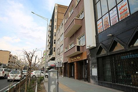 پروژه احیای خیابان انقلاب، نامزد دریافت جایزه معماری آقاخان در سال 2019