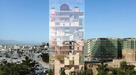 New Plasco Building / Mousa Azizi