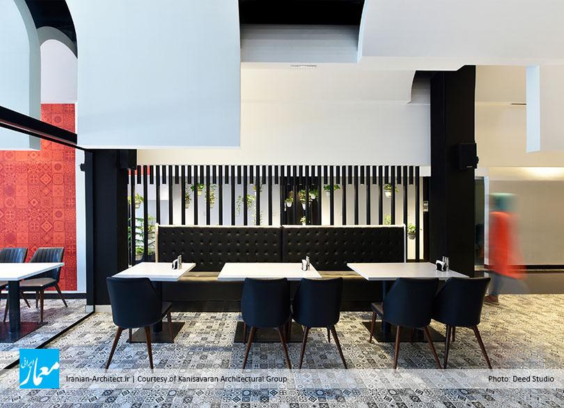 رستوران لومنز / گروه معماری کانیسواران