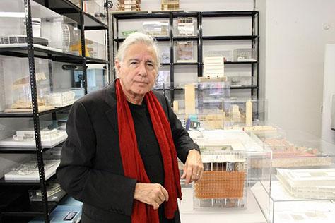 گفتوگو با برنارد شومی درباره مدرسه معماری دانشگاه کلمبیا / پویان روحی