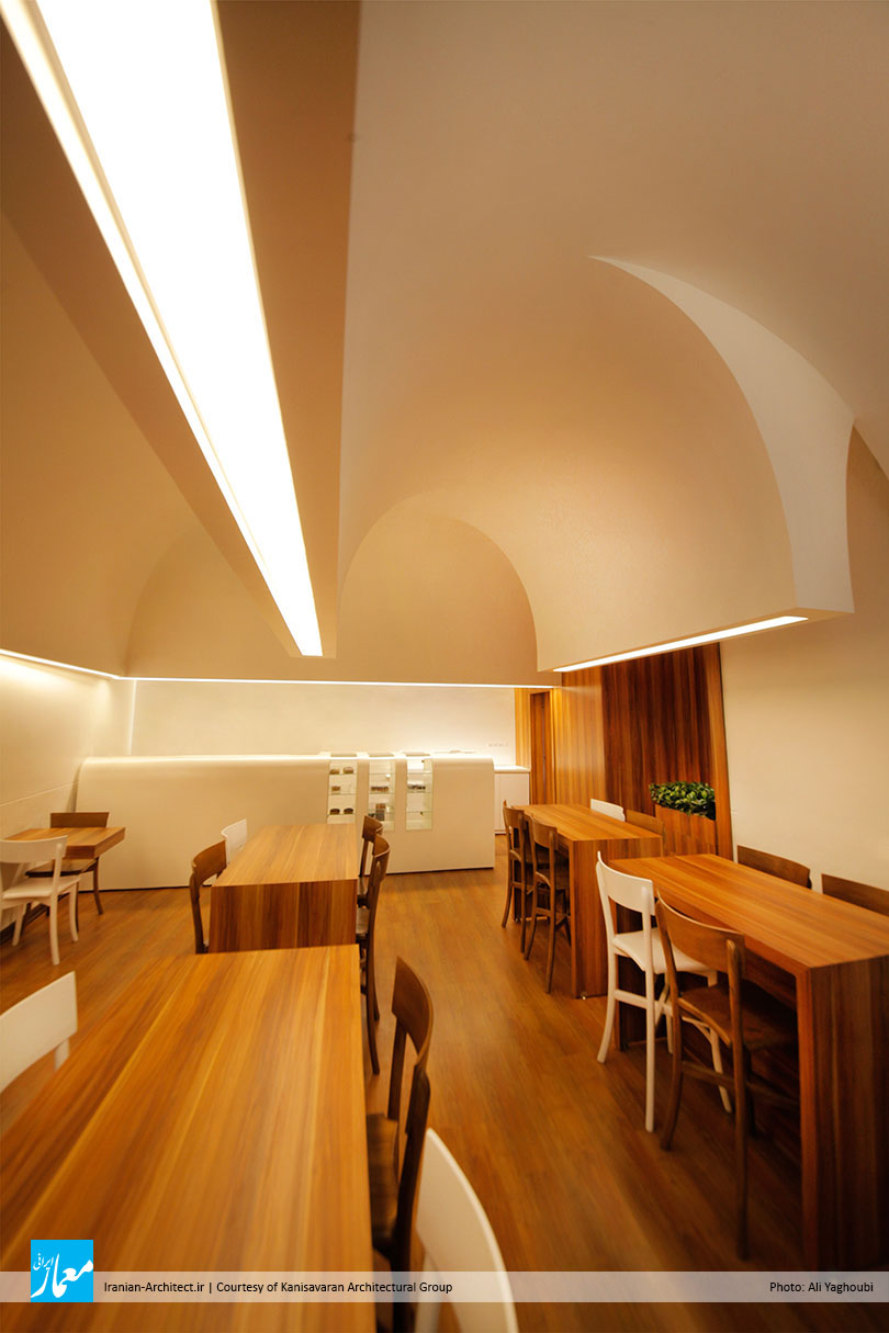 کافه جاسمیر / گروه معماری کانیسواران