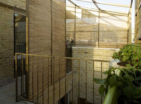 خانه خیابان باهنر / رضا کولیوند: رتبه نخست گروه مسکونی تکواحدی جایزه معمار 1398