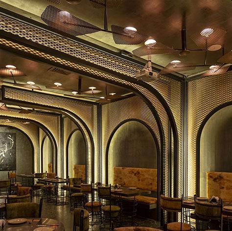 رستوران ولکانو / ایمان امین لاری
