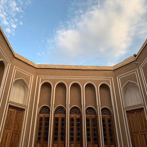 آسمان خانه / علی محمدی، هانی منصورنژاد