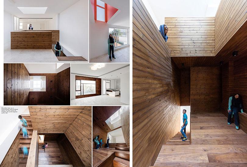 آپارتمان ژوان / شهاب میرزاییان: رتبه دوم گروه ساختمانهای مسکونی دهمین جایزه معماری داخلی ایران