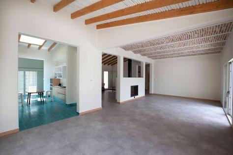 خانه سفید شماره 2 / فیروز فیروز: رتبه سوم گروه ساختمانهای مسکونی دهمین جایزه معماری داخلی ایران