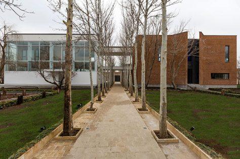 دوگانه صفادشت / دفتر دیگر (علیرضا تغابنی): رتبه سوم گروه مسکونی تکواحدی جایزه معمار 1396