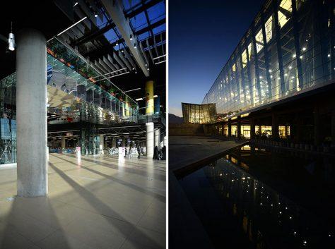 باغ کتاب تهران / مهندسان مشاور هسته طراحی [فضای چهارم] (سام طهرانچی): رتبه اول گروه عمومی جایزه معمار 1396