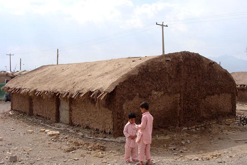 سرپناه اردوگاه بردسیر، کرمان / سولماز صباغنوین: رتبه سوم گروه مسکونی تکواحدی جایزه معمار 1397