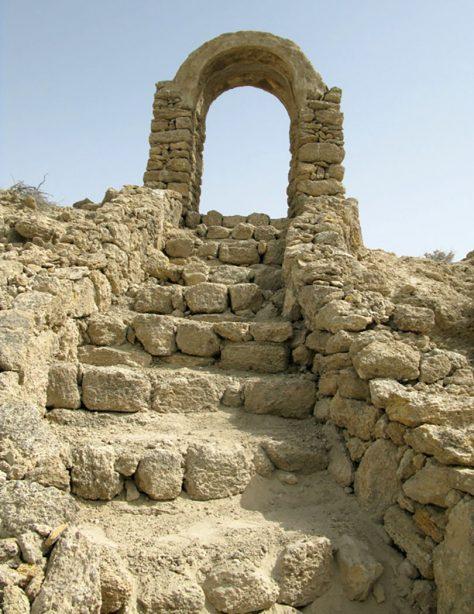 راه شهر کلات کشتاران، جزیره قشم / بهزاد ریاضی: رتبه دوم گروه بازسازی جایزه معمار 1397