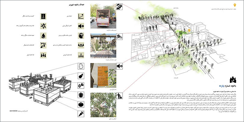 "Winners of 2nd Competition of ""A Proposal for Tehran"""