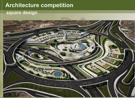 Winners of Azerbaijan Square Competition
