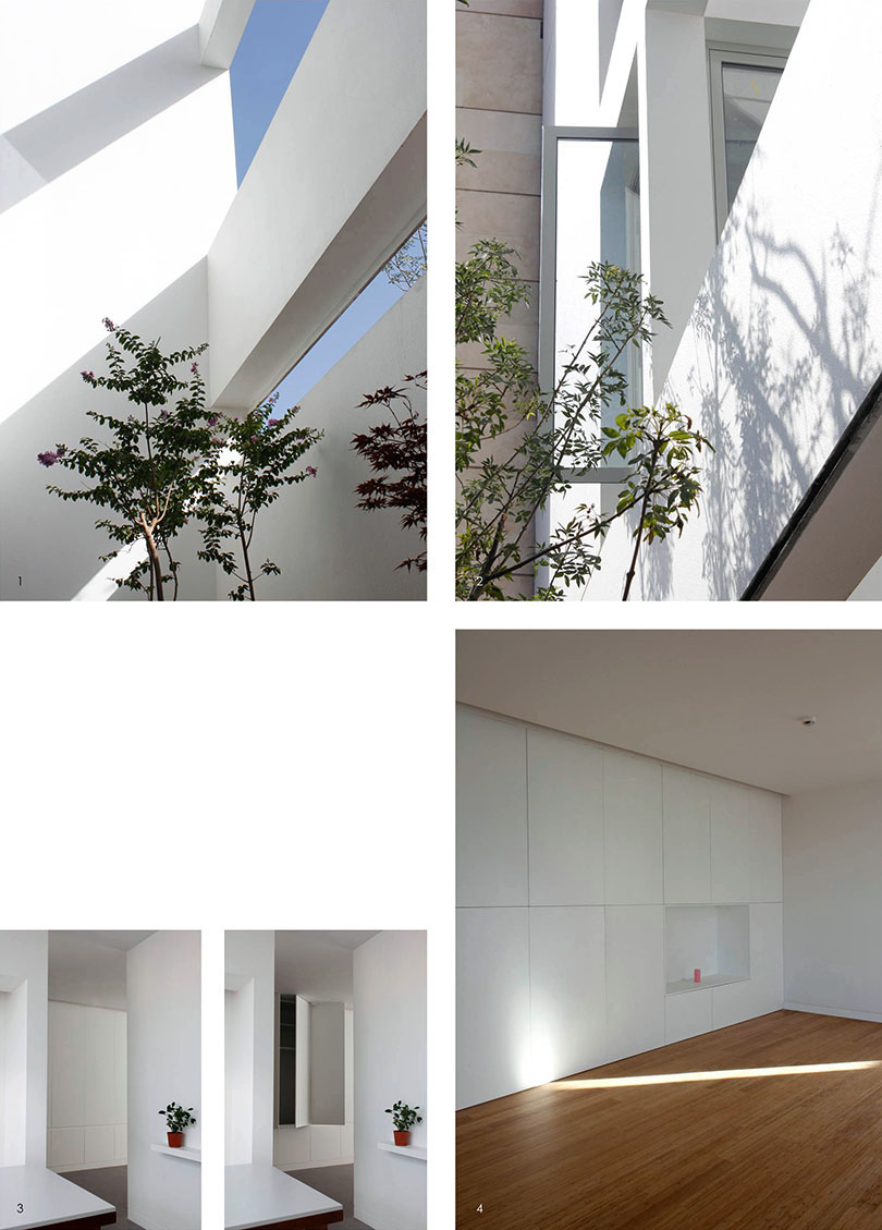 Winners of Memar Award 1394 – Single-Unit Residential Category
