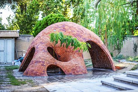 فبریکیت / گروه اداپت | برنده جایزه آرکیتایزر 2017 در گروه «جزئیات ـ معماری + آجر»، با انتخاب داوران و انتخاب عمومی