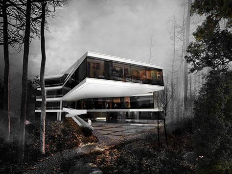 ویلا اوشان / بهزاد اتابکی | فینالیست فستیوال جهانی معماری 2017 در گروه خانه ، بخش پروژههای آینده