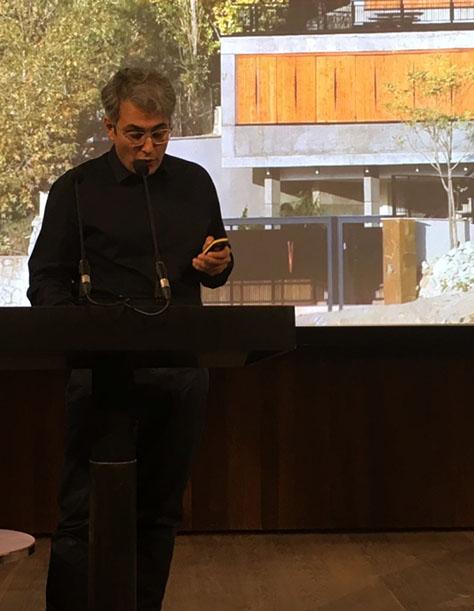 علیرضا تغابنی، برنده نخستین دوره جایزه دورفمن آکادمی سلطنتی هنر انگلستان