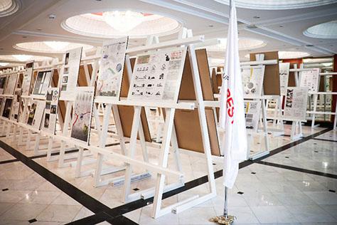 مراسم اختتامیه و اهدای جوایز مسابقه معماری زیستا