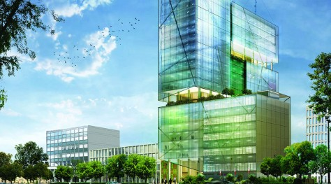 Pasargad Bank Headquarters / BNS Design Co.