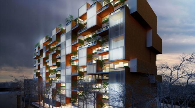 Shar Residential Complex / Arsh 4D Studio