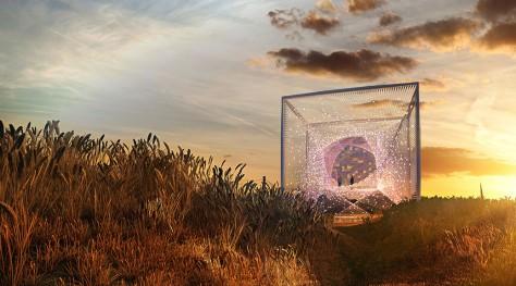 Iran Pavilion for Milan Expo 2015 / FAZAD Studio + Bam Citadel of Kerman Consulting Engineers + Studioati