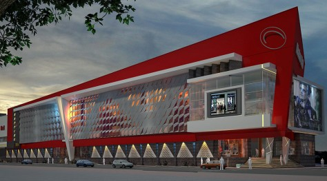 Abadan Mall Facade / Neo-Dimension Architectural Office