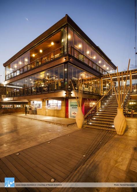 Courtesy of Rassin Architects | Photo: Farshid Nasrabadi
