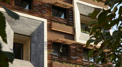 Orsi Khaneh / Keivani Architects