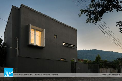 Courtesy of Golestaneh / RooyDaad Architects | Photo: Arash Ashourinia