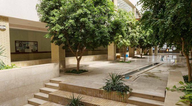 The Learning Garden / Hamed Kamelnia + Naghshan Consultant Engineers