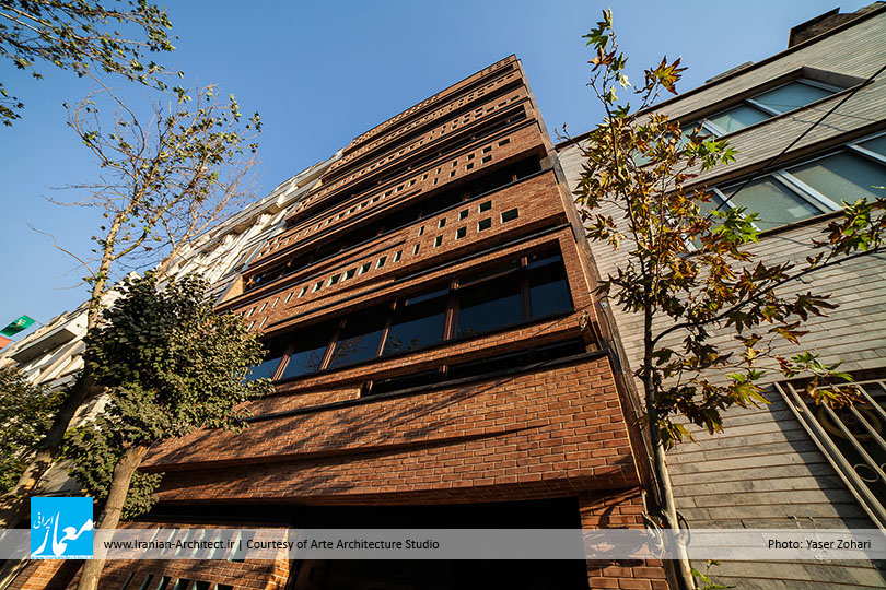 Courtesy of Arte Architecture Studio | Photo: Yaser Zohari