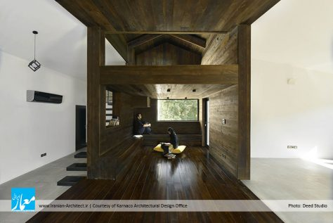 Courtesy of Karnaco Architectural Design Office | Photo: Deed Studio