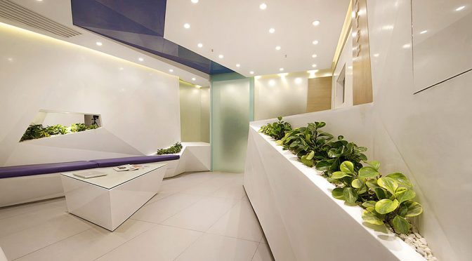 Parto Dental Clinic / Dezar Design Studio