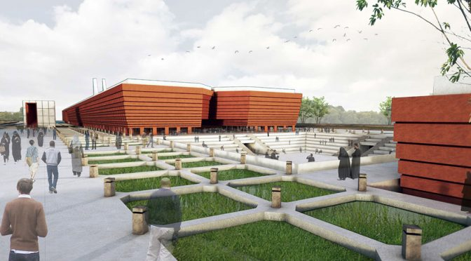 Islamic Revolution & Holy Defense Museum / Nima Mokary & Associates