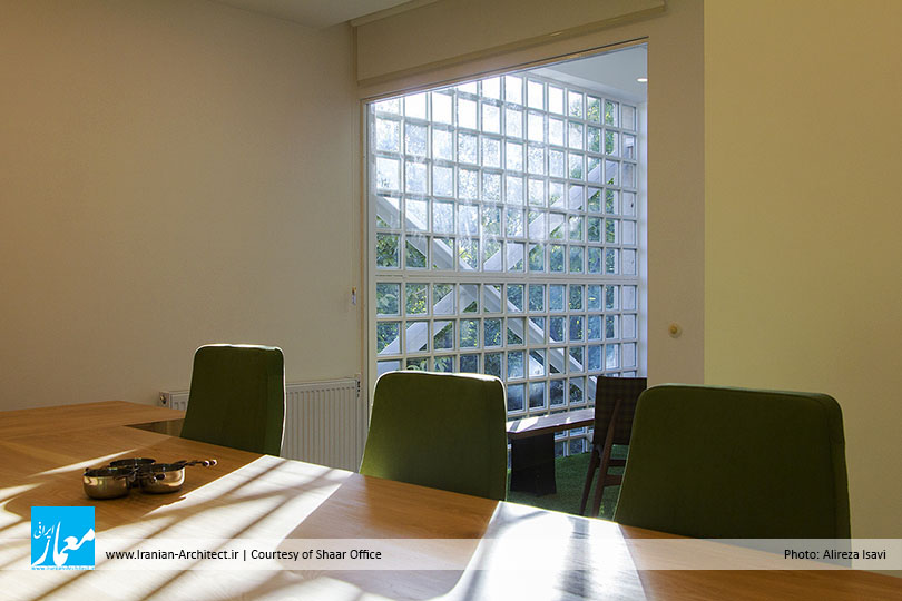 دفتر معماری شار / دفتر معماری شار