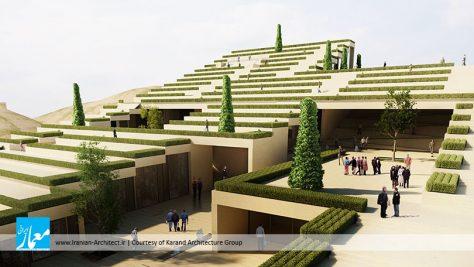 مرکز اجتماعی شهر جدید صدرا / گروه معماری کارند