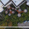 رستوران رشک بهشت / استوديو معماری چارک