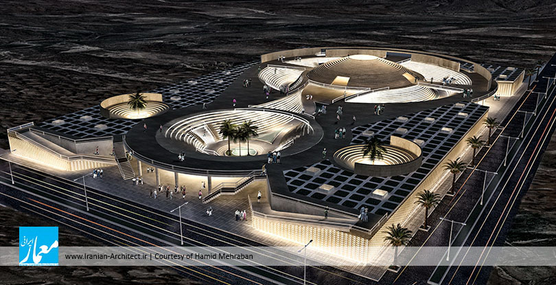 موزه جازموریان / حمید مهربان