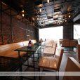 رستوران زنجیرهای شیلا، شعبه نیاوران / گروه معماری کانیسواران