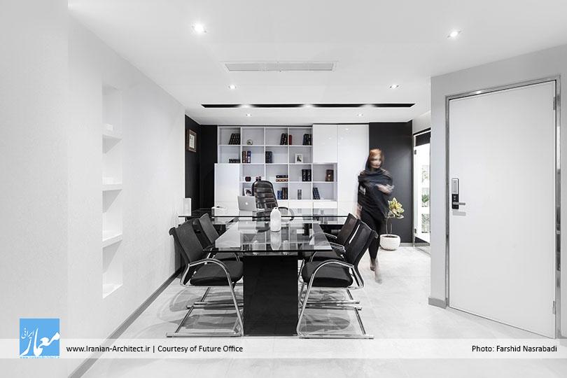 دفتر شماره 18 / دفتر معماری فردا