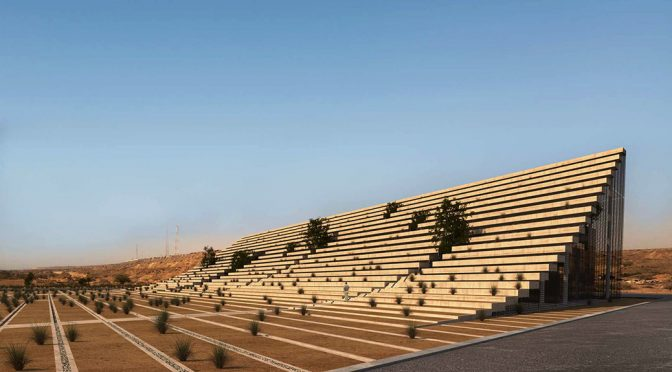 Chabahar Free Zone Organization Headquarters / Karand Architecture Group