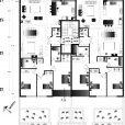ساختمان مسکونی ـ تجاری ٨٠-٨٢ / استودیو طرح مانا